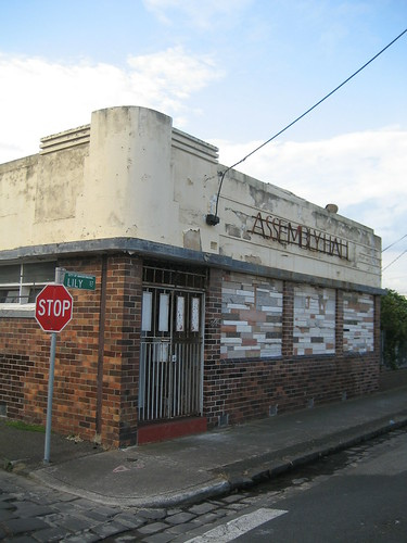 Assembly Hall, Footscray