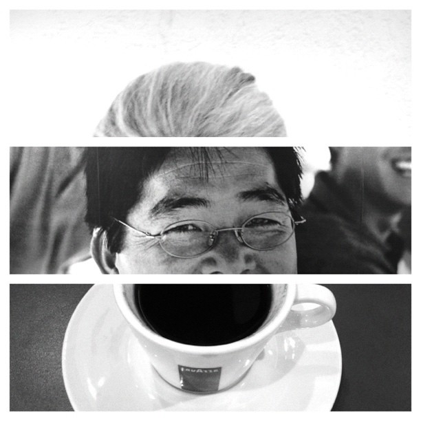 DC 125 #NotMyCupOfCoffee #collage #diptic