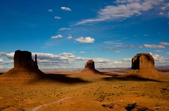 monument valley shadows (Kim-King) Tags: scenery cowboy shadows view desert western navajo monumentvalley invites anseladams