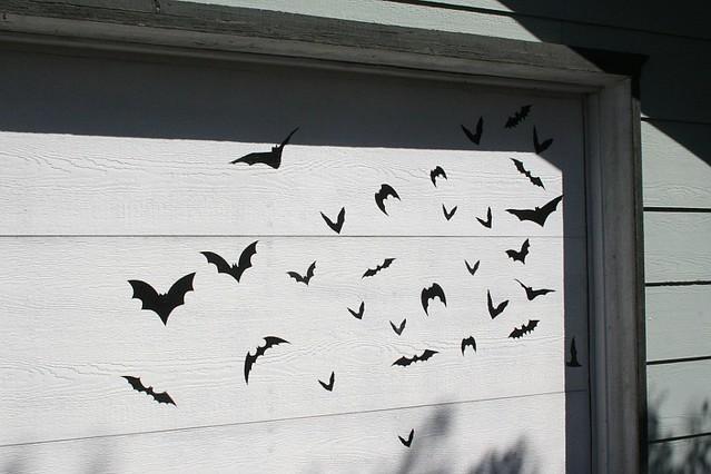Our Garage is Batty