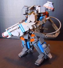 XRR 02 (Mr. Hazen) Tags: robot lego armor scifi mecha mech