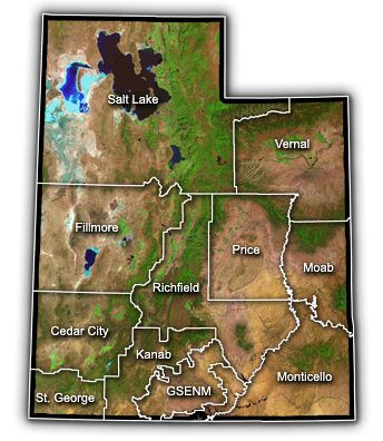 BLM Maps for Utah | BackCountry Navigator