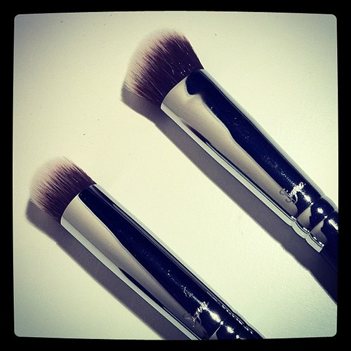 My new Sigma brushes! Sigmax Precision! by ♥ ♥shiribt ♥ ♥