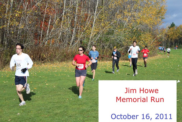 2011 Jim Howe Memorial Run Ottawa - Pictures