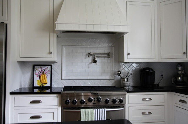 IKEA Kitchen / Subway Tile