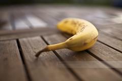 Banana (il chirurgo matto ) Tags: canon dof background banana fineartphotos canon3514l flickraward macintoshdesktop 5dmarkii 5dmk2 canon5dmarkii gettyima