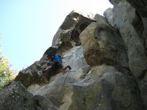 Summit Rock 5.8