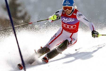 Před bojem o slalomový trůn