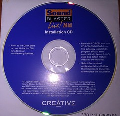 Pdf download | creative sound blaster live! 24-bit card.