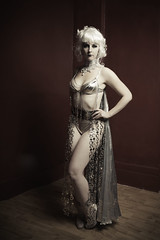 Miss Lou Leigh Blue Burlesque (DavidOfBristol) Tags: bristol pomegranate location metropolis burlesque bowensgemini pomegranateboutique