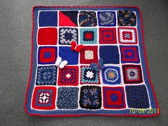 If you see your Square Ladies 'please add note!'. Thanks to everyone that has a Square in this Blanket.