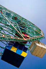 Wonder Wheel (elrina753) Tags: nyc newyorkcity usa newyork brooklyn unitedstates parks ferriswheel amusementpark rides themepark wonderwheel astroland astrolandpark