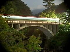 長とろ橋 (mijabi) Tags: raw xenon schneider 昇仙峡 095 長とろ橋