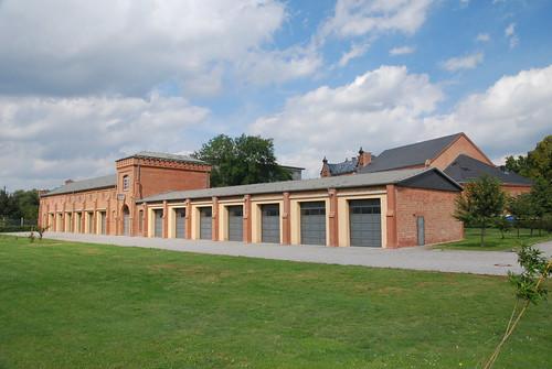 ehemalige Beseler-Kaserne