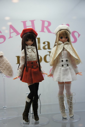 Doll Show 32 Azone booth