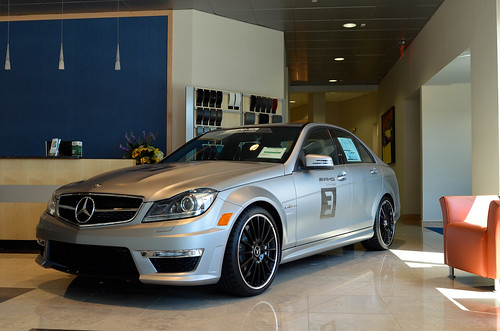 2012 Mercedes Benz C63 AMG Edition1 By Urge Of The Verge On Flickr
