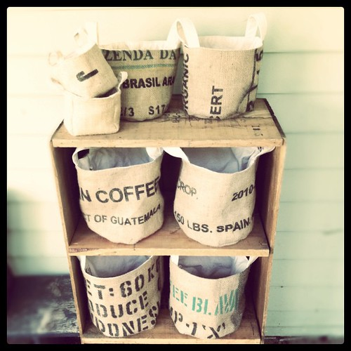 A small portion of the buckets I've been working on for Squam!