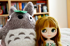 Penelope and Totoro