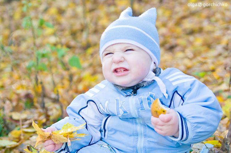 Ярослав. Осенняя фотосессия