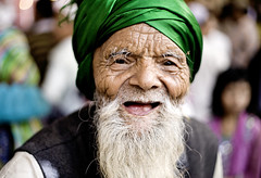 Sufi (PawelBienkowski) Tags: muslim sufi sufism fakir holyman urs muslimculture dargah nizamuddin