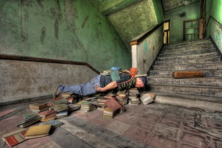 Reading is Fundamentally Face Down on Tuesdays - Explored