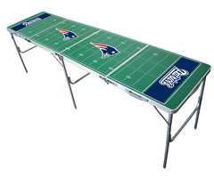New England Patriots Tailgating C&ing u0026 Pong Table  sc 1 st  Tailgatorz & New England Patriots Tailgate Canopy/Tent Easy Up Shelter Design ...