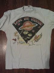 Prince Mongo Shirt Front