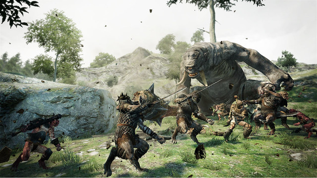 Shoot A Cyclops In Its One Eye In New Dragon's Dogma TGS Trailer (4)