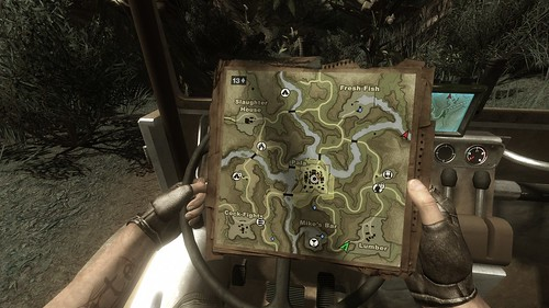 Reading the map