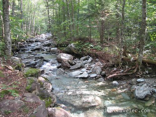 Breadloaf Wilderness stream