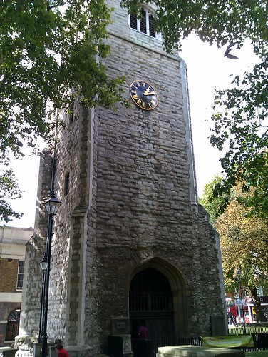 St. Augustin's tower