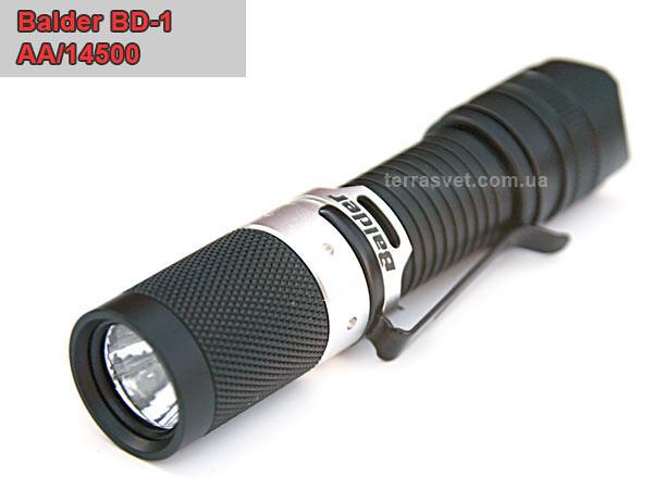 фонарь Balder BD1, AA/14500