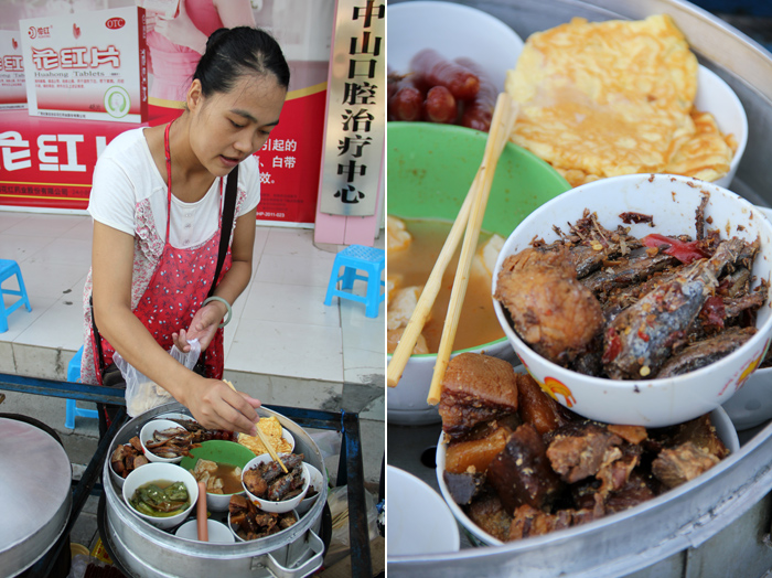 Chinese Breakfast Lady