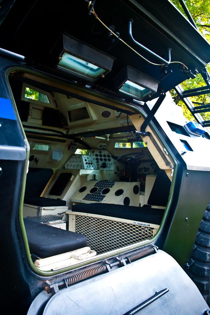 365-101 Bomb Squad AV Inside
