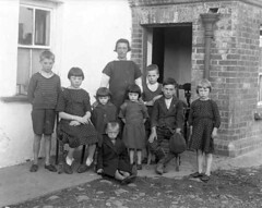 The Cullinanes (National Library of Ireland on The Commons) Tags: family ireland children 1930s women mother september dunmoreeast waterford 1933 glassnegative cullinane nationallibraryofireland ahpoole kilmacleague poolecollection arthurhenripoole