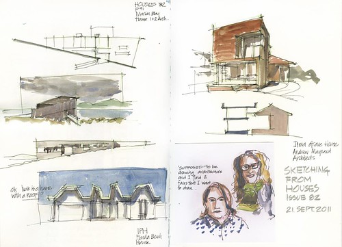 110921 Architects Sketchbooks