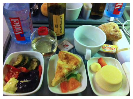 eurostar lunch© by Haalo