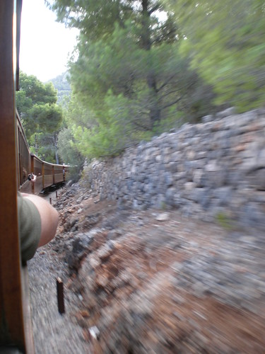 Soller to Palma Train