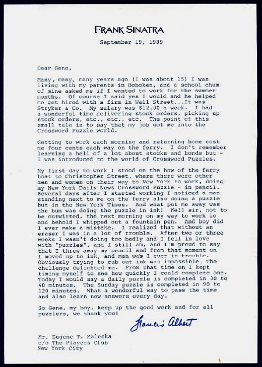 Letter to frank in eveline essay