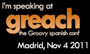 I'm speaking at Greach