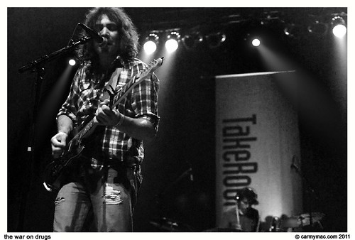 the war on drugs - takeroot