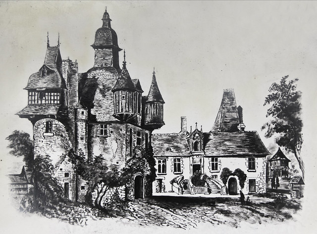 """""""La Saucerie"""" Manor"""