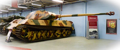 Porsche (Chris (Midland05)) Tags: england war tank bovington warmachines thetankmuseum