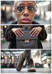 Triptychs of Strangers #23, The Kharise Francis herself - London (adde adesokan) Tags: travel photography triptych voigtlander olympus triptic tryptic f095 m43 mft mirrorless microfourthirds mirrorlesscamera triptychsofstrangers