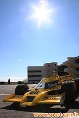 Carlos Tavares pilotage F1 15