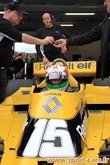 Carlos Tavares pilotage F1 3