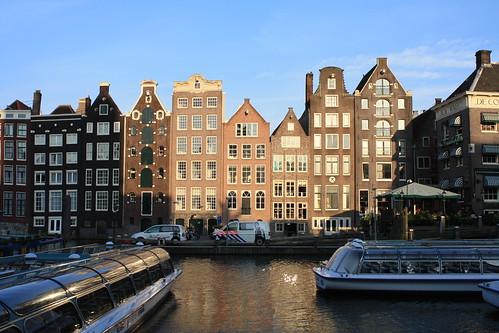 8 Days Till Amsterdam!