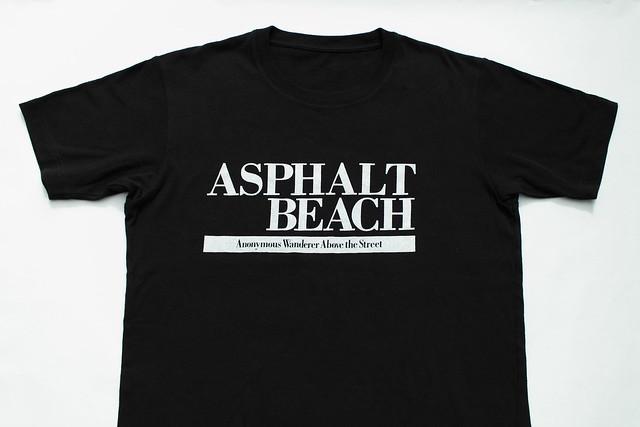 ASPHALT BEACH TEE
