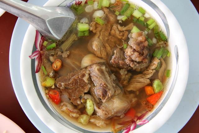 Soup Neua ซุปเนื้อ