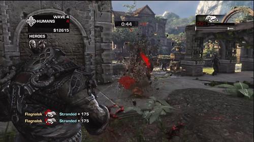 Gears of War 3 Beast Mode